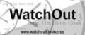 Watchout klockor